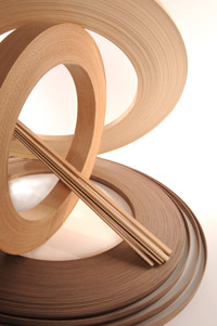 Thick Wood Edgebanding Rolls